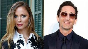 La exmujer de Weinstein, Georgina Chapman, sale con Adrien Brody