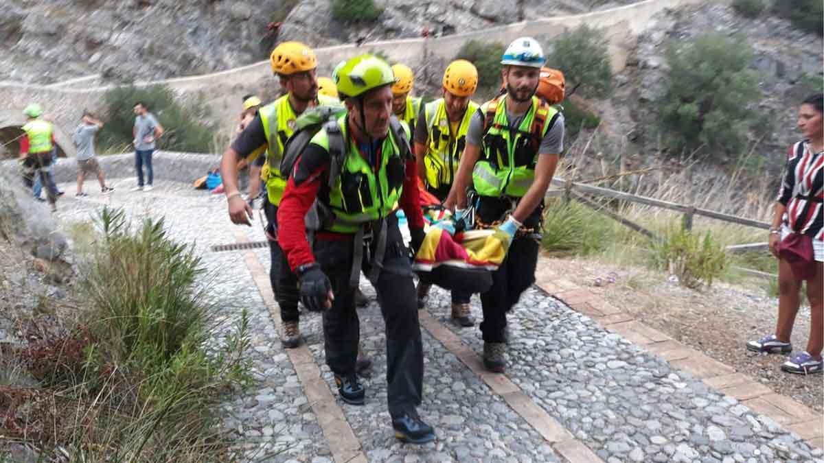 Varios muertos en el sur de Italia al desbordarse un río.