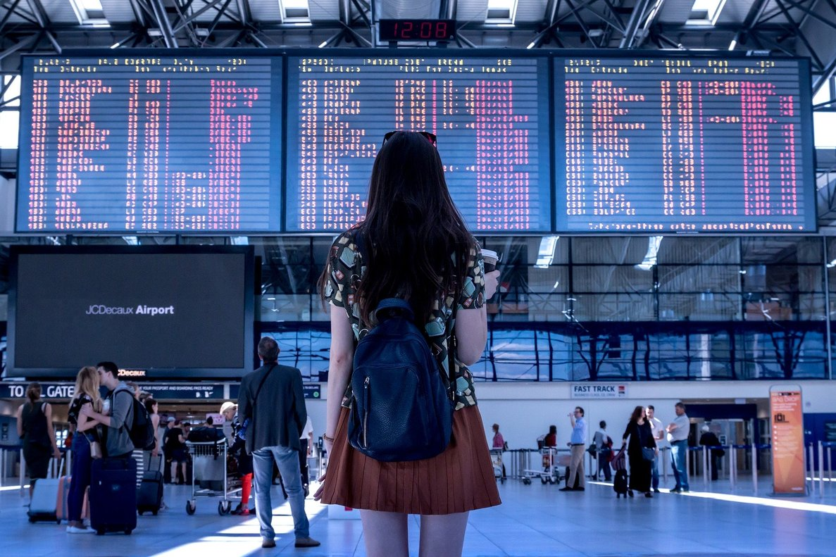 Antes de coger un vuelo tienes que conocer tus derechos