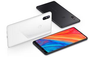 El Xiaomi Mi MIX 2S.