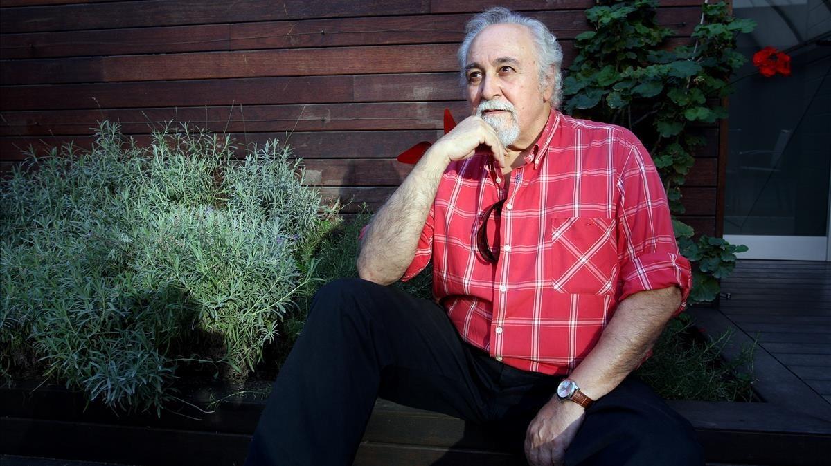 El músico Pep Laguarda, en una imagen del 2012.