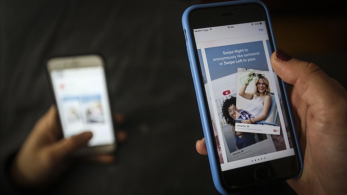 Les infeccions venèries es disparen en ple 'boom' de les 'apps' de cites