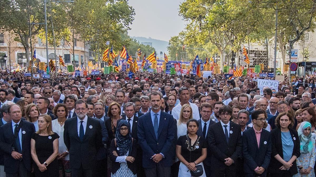 Antiavalots de la Guàrdia Civil reforçaran la seguretat del Rei a Barcelona