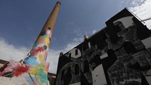 Barcelona inicia la resurrecció del Detroit del Poblenou