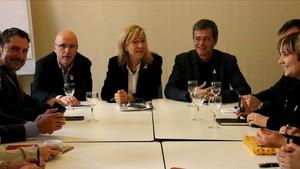 Neus Lloveras dimiteix com a presidenta de l'AMI