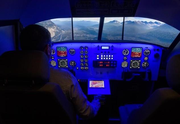 Aeroteca: vuela sin salir de Barcelona