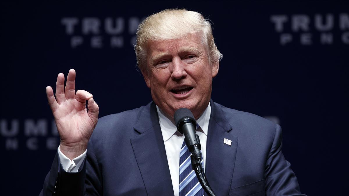Trump: «La Unió Europea és el nostre enemic»