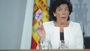 El Govern respon a la Fundació Franco que les seves amenaces no impediran l'exhumació