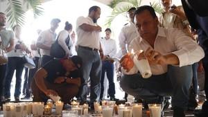 La Fiscalia de Jalisco abandona un camió amb més de 100 cadàvers al seu interior