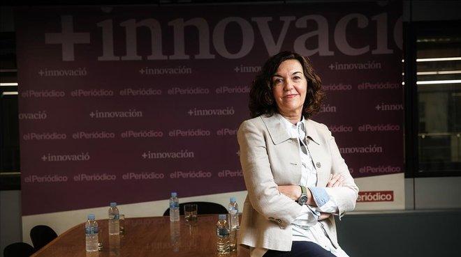 Maria Terrades: «Investigació i 'start-ups' necessiten més recolzament públic»