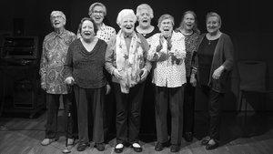 Las ocho protagonistas de 'Casting Giulietta', de entre 79 y 90 años,aportan toda su verdad al teatro.