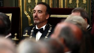 Marchena adverteix que només dos jutges del TS podrien jutjar Puigdemont