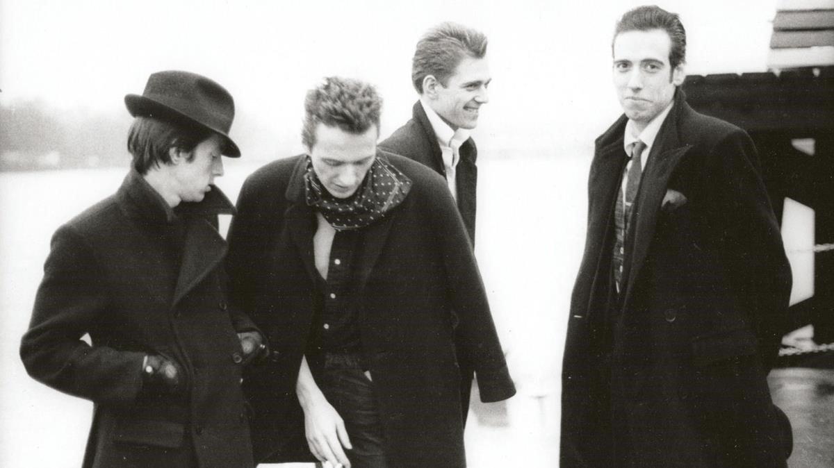 40 años de 'London calling', la cima de The Clash