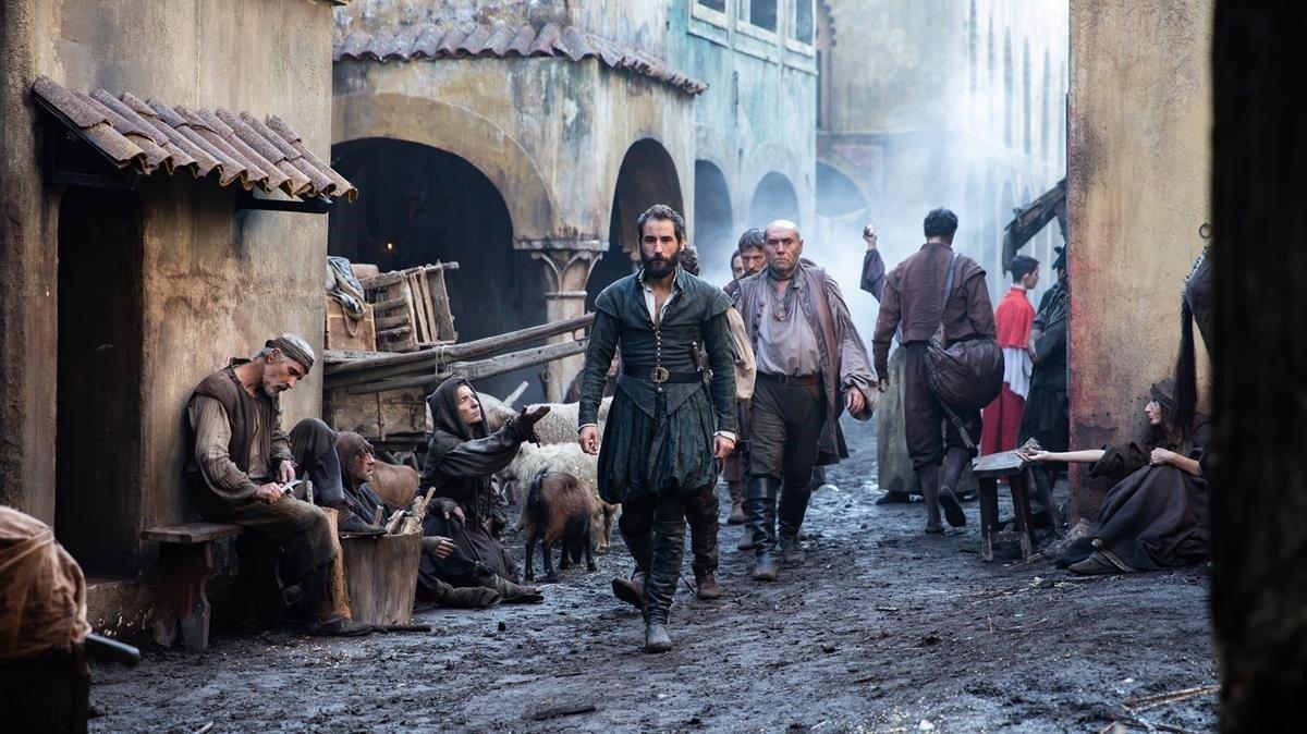 El mite de La Garduña, la primera màfia del món, reviu a 'La peste'