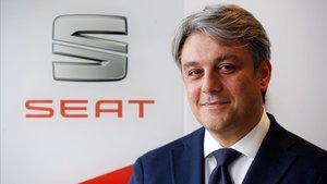 Luca de Meo abandona la presidència de Seat de manera voluntària entre els rumors de la seva marxa a Renault