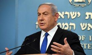 Netanyahu, en quarantena preventiva per coronavirus