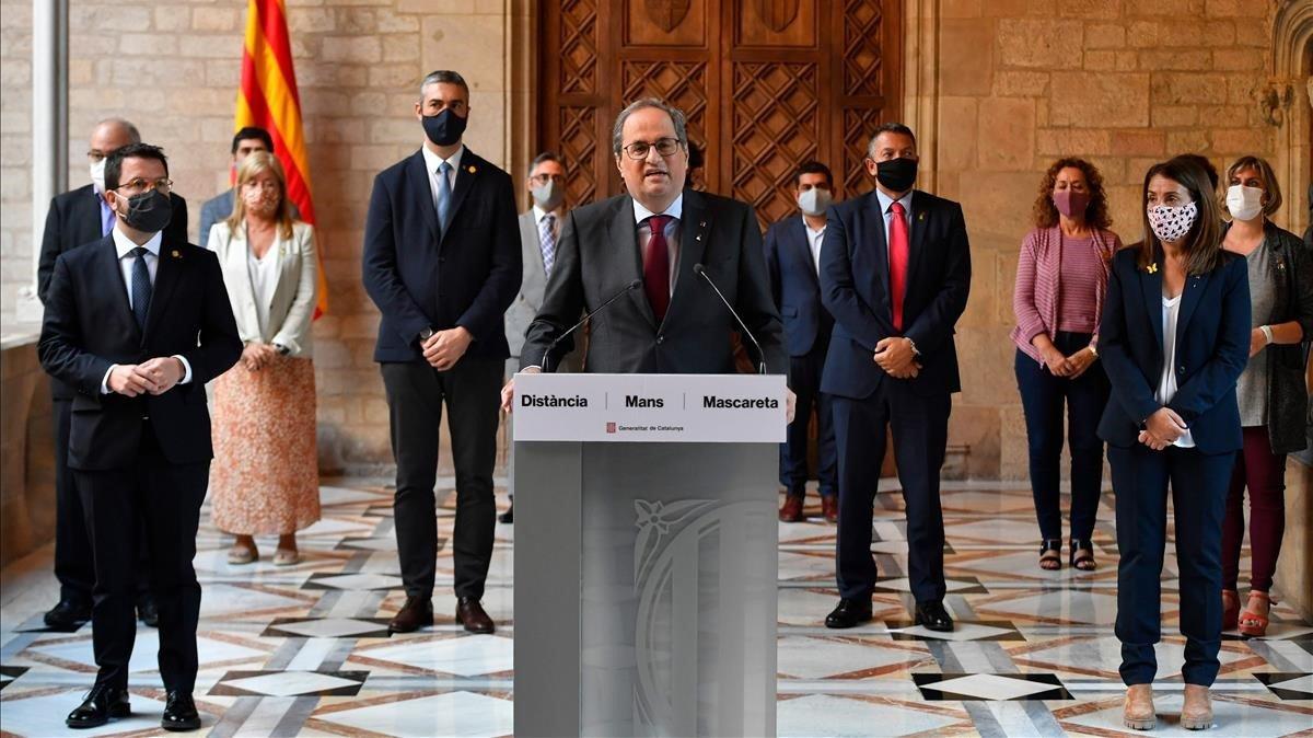Que Madrid elegeixi el president