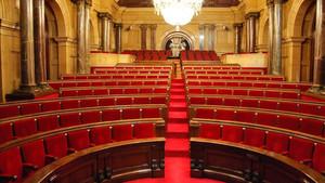 parlament-vacio