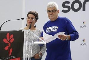 José Antonio López Ruiz, Kubati, y Ohiana Garmendia