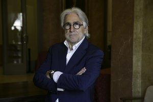 Josep Sánchez-Llibre, este lunes.