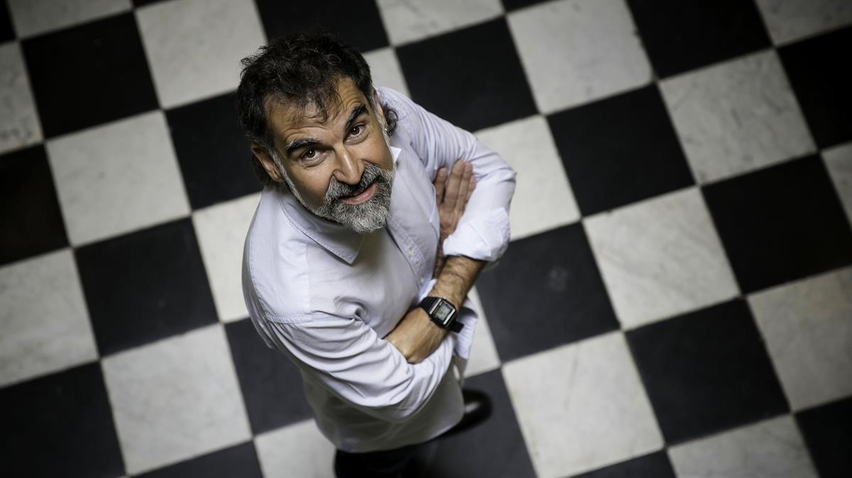 Cuixart crida a demanar a les institucions europees l'alliberament dels presos sobiranistes