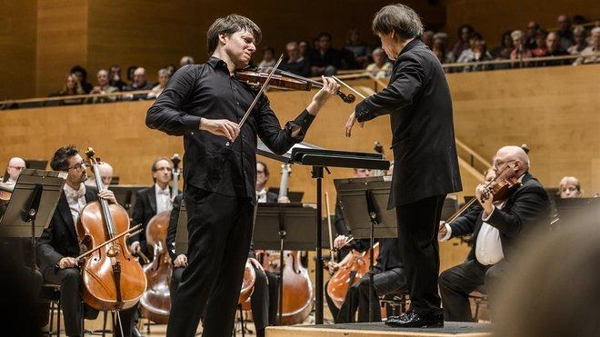 Joshua Bell triomfa a L'Auditori