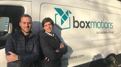 Boxmotions: el trastero se vuelve inteligente