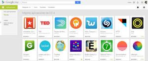 Algunas de las mejores aplicaciones de Google Play del 2014.