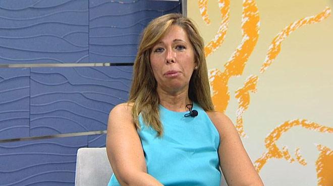 Declaraciones de Alicia Sánchez Camacho en El programa de Ana Rosa: Nosotros tenemos caballo ganador, se llama Mariano Rajoy.
