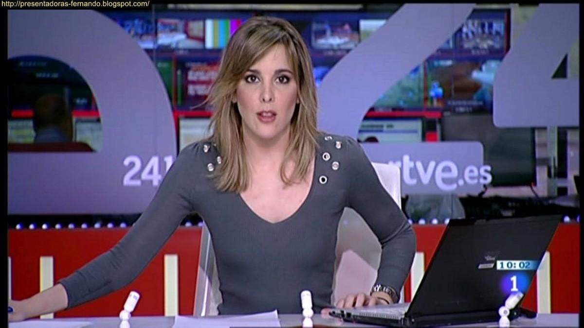 Ana Ibáñez, periodista deTVE.
