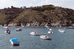 La bahía de Cadaqués, en una imagen de archivo.