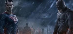 Imagen promocional de Batman v Superman: El amanecer de la justicia
