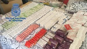 Cae una red de venta ilegal de medicamentos que operaba con criptomonedas