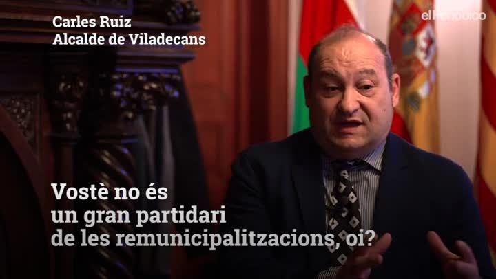 Carles Ruiz: Viladecans y los municipios metropolitanos necesitamos que Barcelona vuelva a empujar