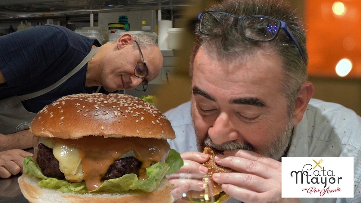 Cata Mayor: Paco Pérez nos descubre la hamburguesa gurmet para hacer en casa