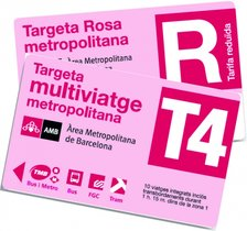 A partir del 15 de gener, la sol·licitud de la Targeta Rosa de transport a Santa Coloma serà més senzilla