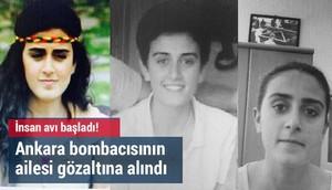 Seher Çagla Demir, la joven a la que se acusa de cometer el atentado de Ankara.