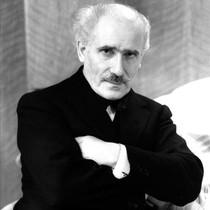 El director italiano Arturo Toscanini.