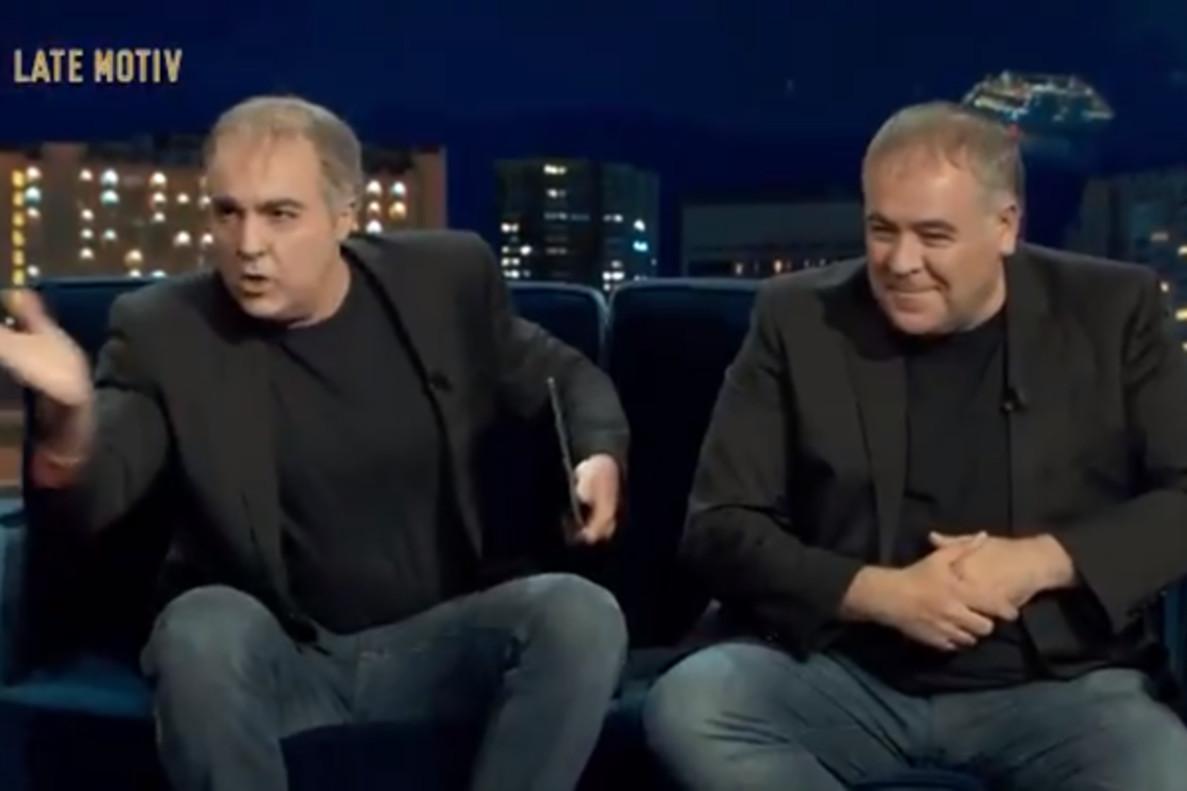 Ferreras encuentra sustituto en 'Late Motiv': su clon Rául Pérez