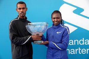 La marató de Dubai contempla la tercera millor marca femenina i sisena masculina de tots els temps