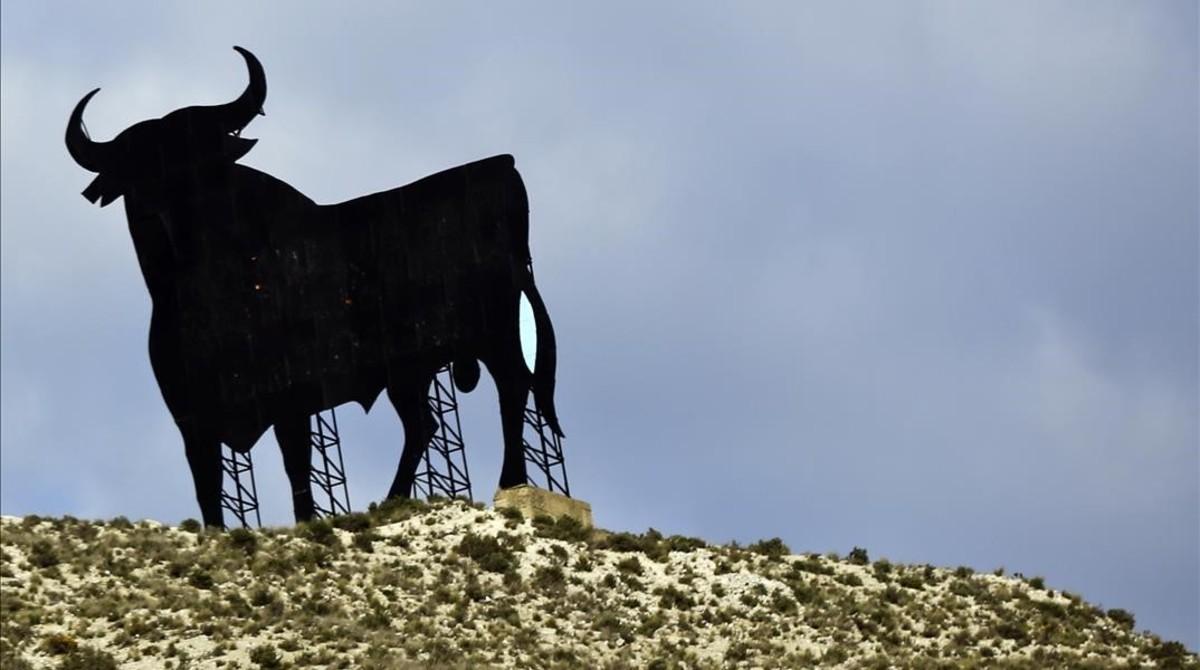 El Toro de Osborne cumple 60 años como icono de lo español