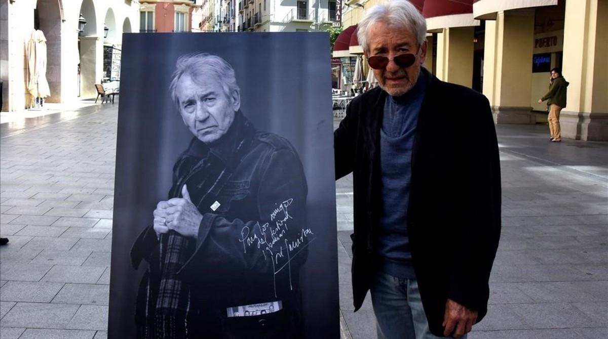 José Sacristán: «Els capitostos del procés són uns impresentables, començant pel senyor Torra»