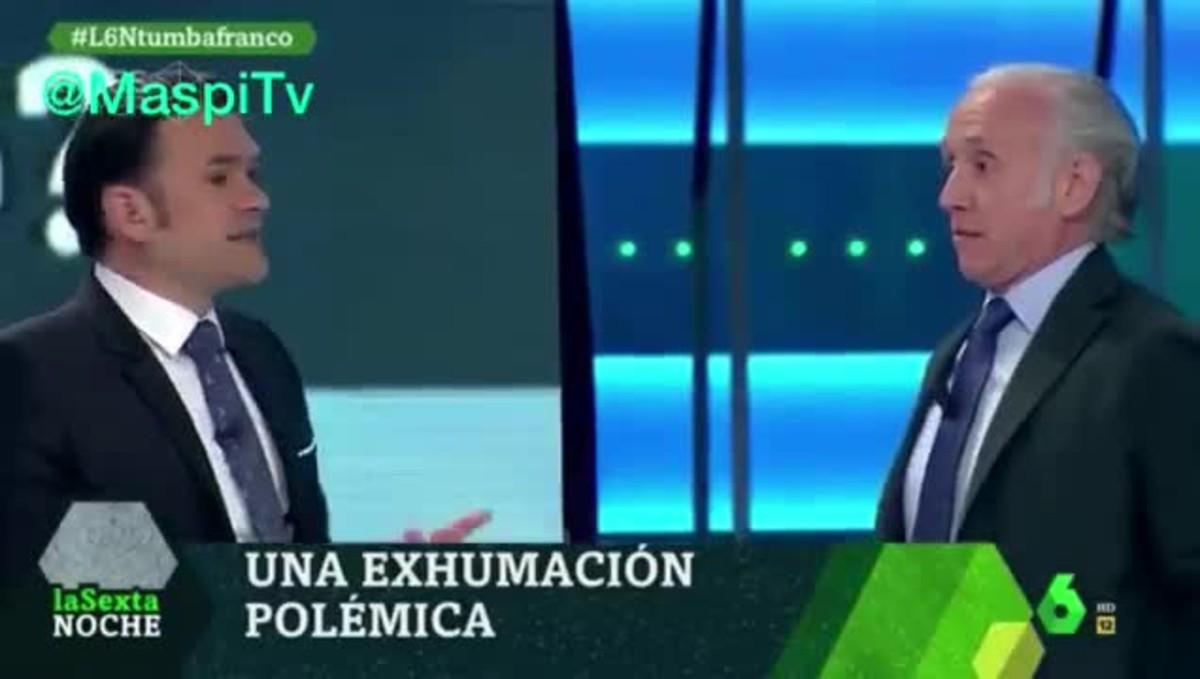 Eduardo Inda abandona La Sexta Noche