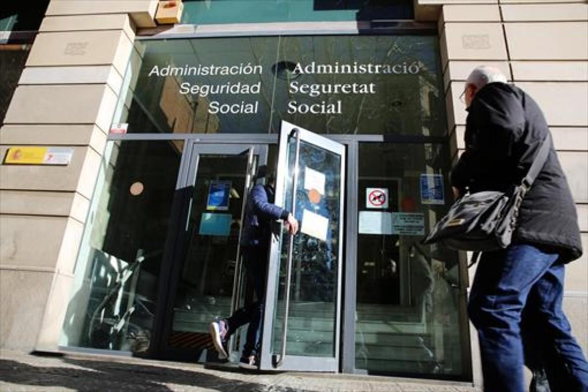 La ampliaci n del c lculo de la pensi n frenar a la for Oficinas seguridad social barcelona horarios