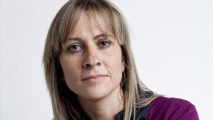 La escritora catalana Sònia Hernández.