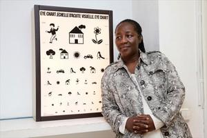 Sylla Fatoumata: «La falta de recursos es nuestro combate diario»