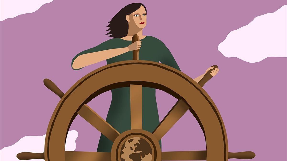 Un Govern feminista, ¿també en política exterior?