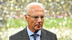 Franz Beckenbauer, también bajo sospecha por la concesión del Mundial de Rusia.