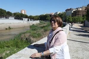 La concejala de Ahora Madrid, Inés Sabanés, en una foto de archivo.