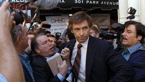 Hugh Jackman interpreta a Gary Hart en el biopic El candidato.
